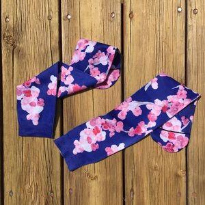 NWOT Cherry Blossom Socks